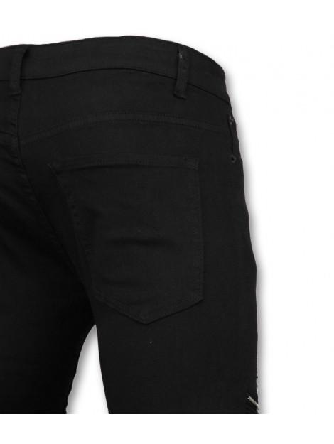 True Rise Skinny biker jeans collectie online 3017-2 large