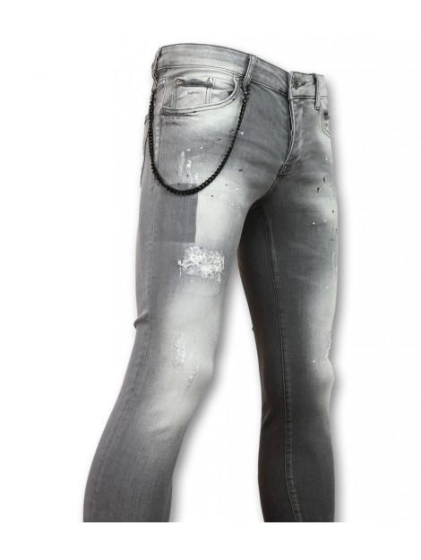 Doger Verfspatten jeans online D32 large