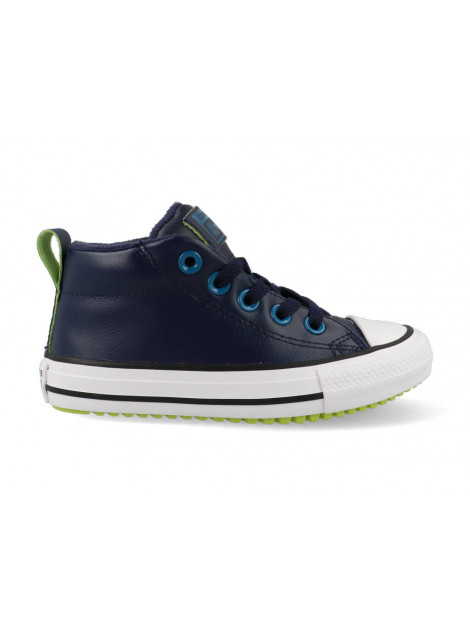 Converse All stars chuck taylor street boot 666006c / groen / wit 666006C large