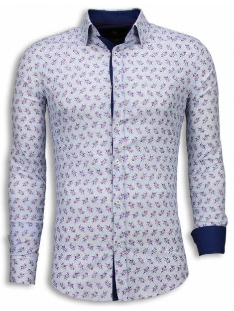 Tony Backer E overhemden slim fit 1005W large