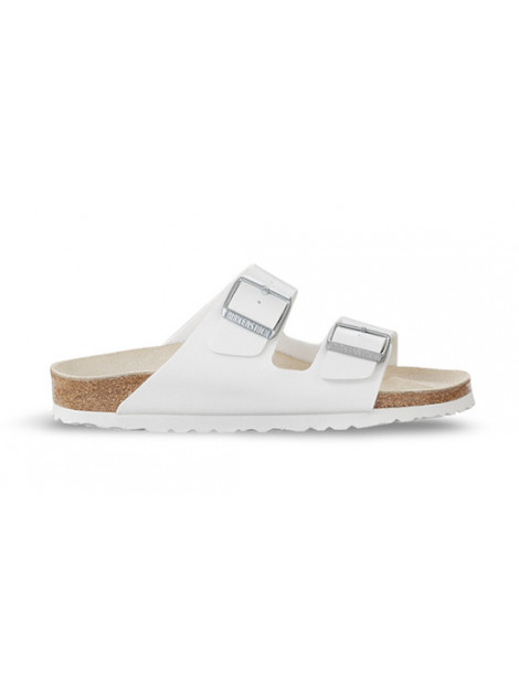 Birkenstock Arizona white regular 051731 large