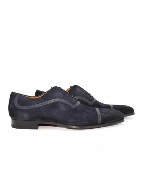 Magnanni 18357 Geklede schoenen Blauw 18357 large