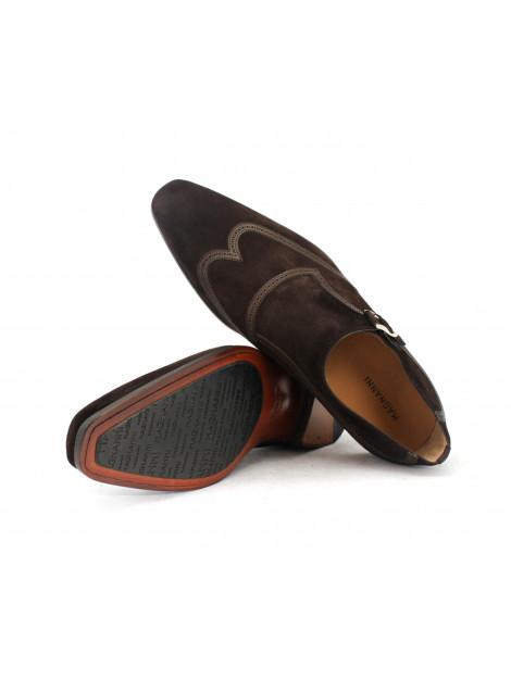Magnanni 18356 Geklede schoenen Bruin 18356 large