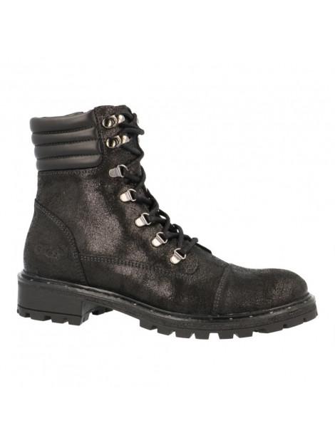 Giga Sneakers zwart G3131 large