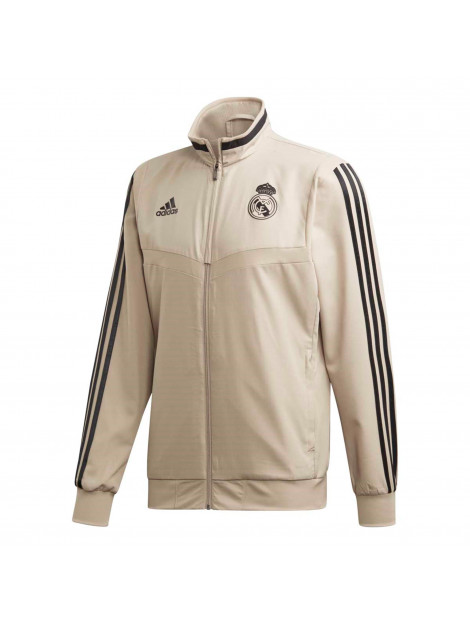 Adidas Real madrid trainingsjack 2019 2020 gold