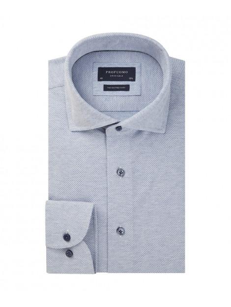 Profuomo Profumo originale the knitted shirt pprh1a1063