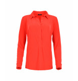 MAICAZZ Nisola-blouse sp20.20.0007 rood