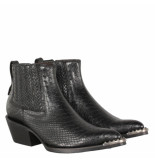 Ash Pepper boot zwart