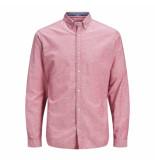 Jack & Jones Overhemd 12163855 rio red -