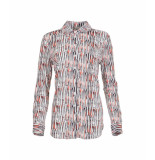 MAICAZZ Garbi-blouse 60% poliamide/40& polyester sp20.20.008 wit