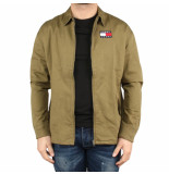 Tommy Hilfiger Tj casual cotton jacket groen