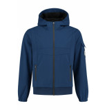Black Bananas Soft sidney jacket blauw