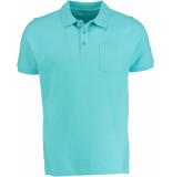 Commander 3-knopf polo shirt uni 214007005/666 -