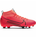 Nike Mercurial superfly 7 academy fg kids laser crimson