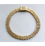 Christian 18 karaat gouden armband geel goud