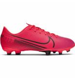Nike Mercurial vapor 13 academy fg kids laser crimson rood