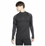 Nike Dri-fit strike drill top black