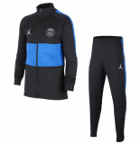 Nike Paris saint germain trainingspak 2019-2020 kids zwart