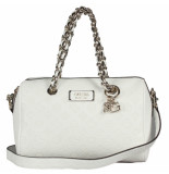 Guess Logo love box satchel