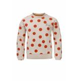 Looxs Revolution Sweater grote stip voor meisjes in de kleur