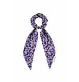 Looxs Revolution Bloemen scrunchie voor meisjes in de kleur