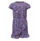 Looxs Revolution Bloemen jurkje voor meisjes in de kleur