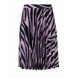 Looxs Revolution Lange plisse rok print voor meisjes in de kleur