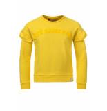 Looxs Revolution Gele sweater voor meisjes in de kleur