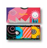 Happy Socks Xpsy09-0100 psychedelic gift box