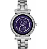Michael Kors Smartwatch sofie mkt5036 zilver