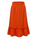 Looxs Revolution Lange rok roest voor meisjes in de kleur