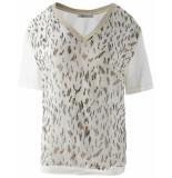 Nukus T-shirt 2008135 celina wit