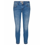 Mos Mosh Jeans 131480 summer decor blauw