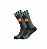 Muchachomalo Men 1-pack socks casino