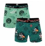 Muchachomalo Boys 2-pack shorts casino royale