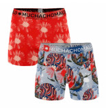 Muchachomalo Boys 2-pack shorts flower power