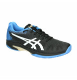 Asics Solution speed ff clay 1041a004-012 zwart