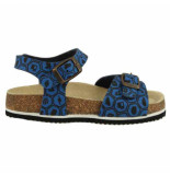 Braqeez Sam spain jongens sandalen blauw