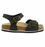 Braqeez Sam spain jongens sandalen groen