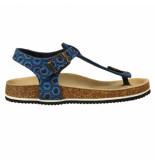 Braqeez 419066-523 jongens sandalen blauw