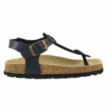 Braqeez 419066-529 jongens sandalen blauw