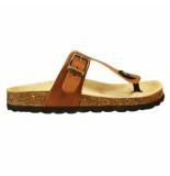 Braqeez 419067-513 jongens sandalen bruin