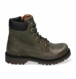 Braqeez Bas boot jongens boots groen