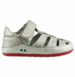 Bunnies Jr. 2121-991 meisjes sandalen zilver
