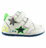 Bunnies Jr. 218103-500 jongens sneakers wit