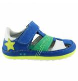 Bunnies Jr. 218122-123 jongens sandalen blauw