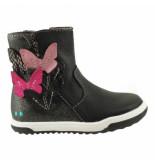 Bunnies Jr. 218650-689 meisjes laarzen zwart
