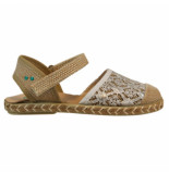 Bunnies Jr. 219052-394 meisjes sandalen wit