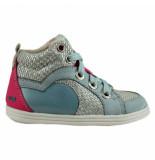 Bunnies Jr. 219210-922 meisjes veterschoenen blauw