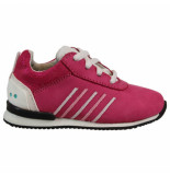 Bunnies Jr. 219240-172 meisjes veterschoenen roze